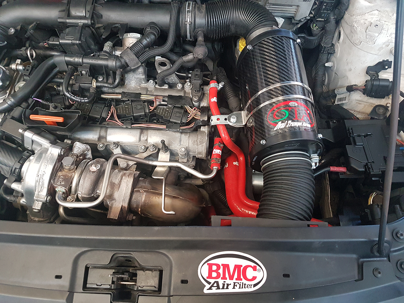 kit admission OTA BMC pour VW POLO 1.4GTI 140